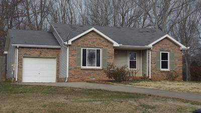 Clarksville Single Family Home For Sale: 964 Hot Shot Dr