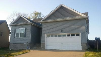 Clarksville Single Family Home For Sale: 2313 Spike Ct