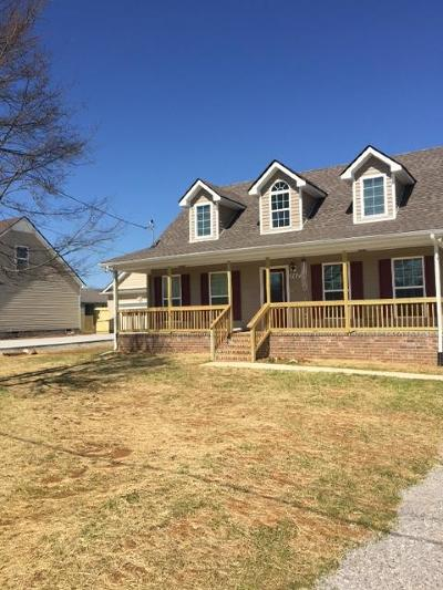 Marshall County Single Family Home For Sale: 1501 Chestnut Cove Rd