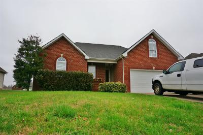 Robertson County Single Family Home For Sale: 140 Brandywine Ln
