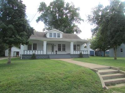 Maury County Single Family Home For Sale: 406 Walnut St