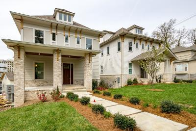 Nashville Single Family Home Active - Showing: 3406 Love Circle