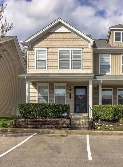 Antioch  Condo/Townhouse Under Contract - Not Showing: 1382 Rural Hill Rd Unit 149 #149