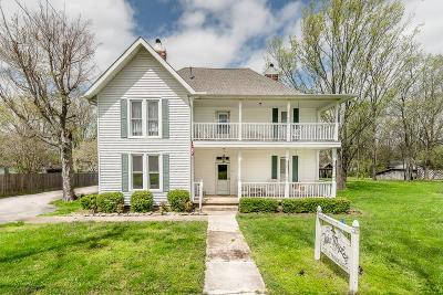 Maury County Single Family Home For Sale: 370 Beechcroft Rd
