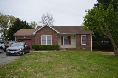 Clarksville Single Family Home Active - Showing: 1794 Crestview Dr