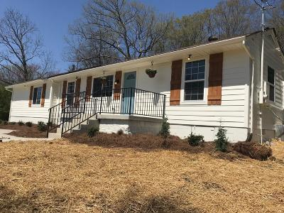 Madison Single Family Home For Sale: 816 Due West Ave N