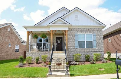Nolensville Single Family Home For Sale: 717 Westcott Ln