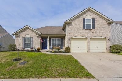 Madison Single Family Home Under Contract - Showing: 1705 Comanche Run