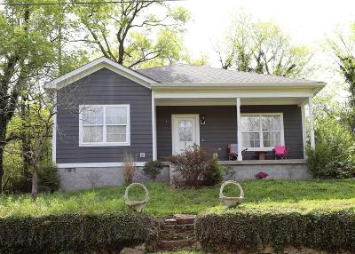 Columbia Single Family Home For Sale: 3307 Sulphur Spr Branch Rd