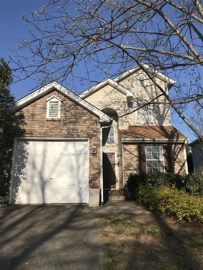 Sumner County Single Family Home For Sale: 1004 Lassiter Dr