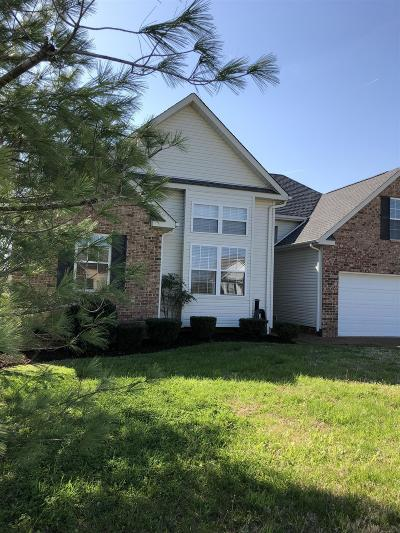 Spring Hill  Single Family Home Under Contract - Showing: 2001 Eagle Ct