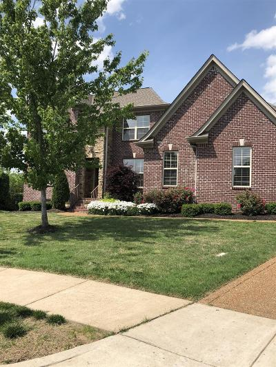 Hendersonville Single Family Home For Sale: 104 Chapel Ct N