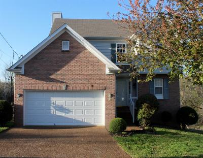 Wilson County Single Family Home Under Contract - Showing: 1509 Yarmouth Ln