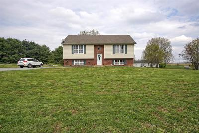 Robertson County Single Family Home Under Contract - Showing: 5194 William Woodard Rd