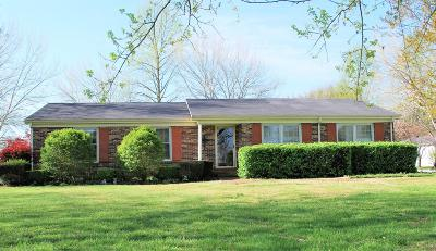Single Family Home Under Contract - Showing: 343 King Dr