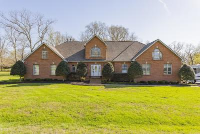 Lavergne Single Family Home Under Contract - Showing: 120 Lakewood Dr