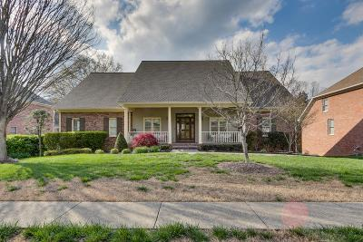Franklin Single Family Home Under Contract - Showing: 309 Chalford Ct