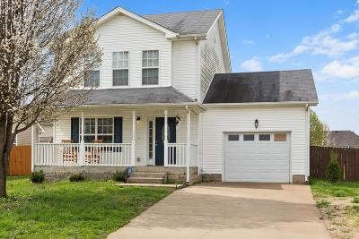 Oak Grove Single Family Home For Sale: 123 N Cavalcade Cr