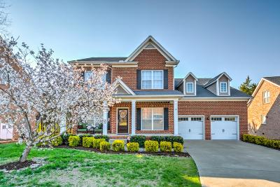 Nolensville Single Family Home Under Contract - Showing: 4576 Sawmill Pl