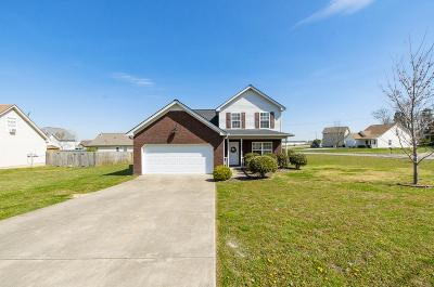 Wilson County Single Family Home Under Contract - Showing: 152 Sara Cir