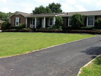 Dickson Single Family Home For Sale: 404 Lyle Lane