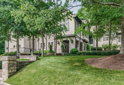 Belle Meade Single Family Home For Sale: 4414 Chickering Ln