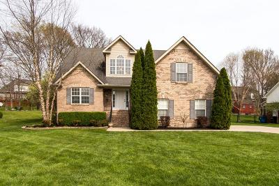 Smyrna Single Family Home Under Contract - Showing: 8006 Moet Ct