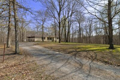 Cheatham County Single Family Home Under Contract - Showing: 1060 Waynoe Rd