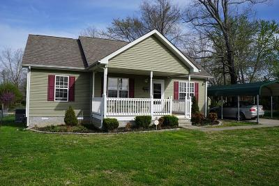 Dickson Single Family Home Under Contract - Showing: 304 High St