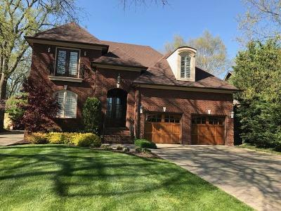 Nashville Single Family Home Under Contract - Showing: 1622 S Observatory Dr