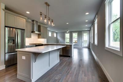 East Nashville Single Family Home For Sale: 624 Neill Ave