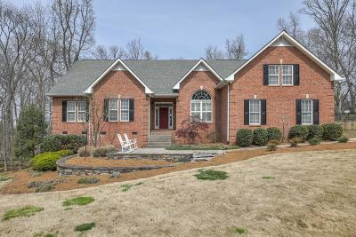 Lebanon Single Family Home For Sale: 602 Callie Ln