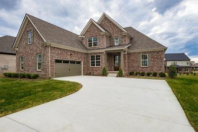 Nolensville Single Family Home For Sale: 829 Nolenmeade Pl, Lot 21