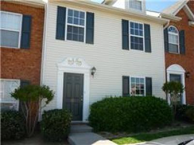 Davidson County Condo/Townhouse For Sale: 5170 Hickory Hollow Pkwy Unit 1