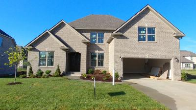 Spring Hill  Single Family Home Under Contract - Showing: 1024 Alpaca Dr. (414)