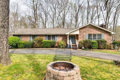 Burns Single Family Home Under Contract - Showing: 1204 Hardwood Trail