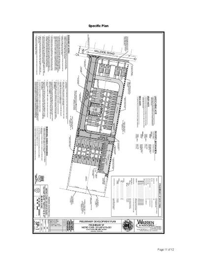 Davidson County Residential Lots & Land For Sale: 3043 Hillside Rd