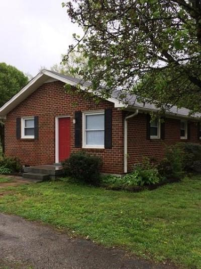 Madison Multi Family Home Under Contract - Showing: 500 Cumberland Ave