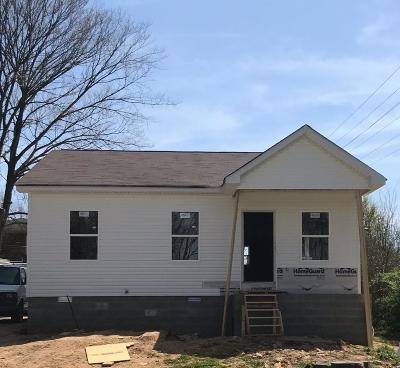 Robertson County Single Family Home For Sale: 809 Poplar Ave