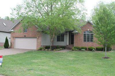 Christian County Single Family Home For Sale: 353 Irish Circle