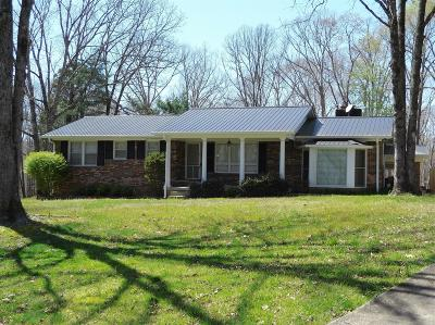 Centerville Single Family Home For Sale: 1252 E Grinders Switch Rd