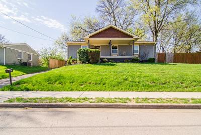 Single Family Home For Sale: 1305 South Street
