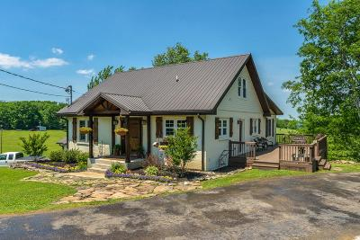 Thompsons Station Single Family Home Active - Showing: 2700 Clayton Arnold Rd