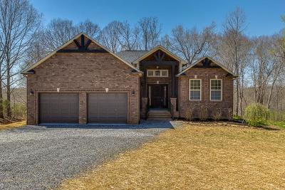 Ashland City Single Family Home Under Contract - Showing: 1231 Floyd Hudgens Rd