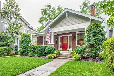 Nashville Single Family Home For Sale: 3508 Richland Ave