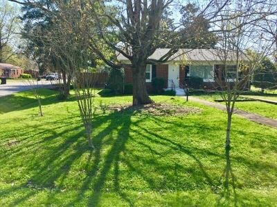 Franklin Single Family Home For Sale: 1251 Chickering Dr