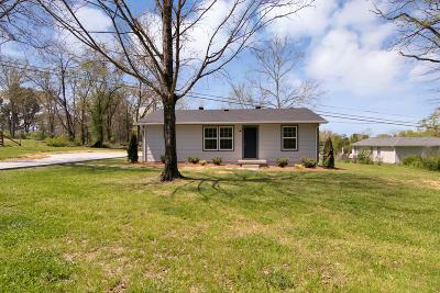 Mount Juliet Single Family Home For Sale: 2519 Saundersville Ferry Rd