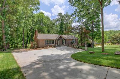 Clarksville Single Family Home For Sale: 423 Rivermont Dr