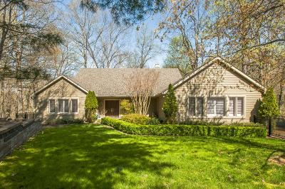 Nashville Single Family Home Under Contract - Showing: 784 Harpeth Trace Dr
