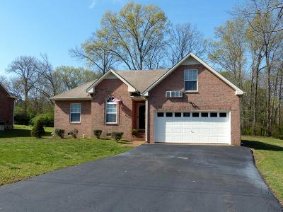 Hendersonville Single Family Home For Sale: 146 Candle Wood Dr